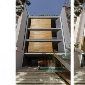 Iranian Architects Awarded, Sharifiha Bags 'Best Residence'