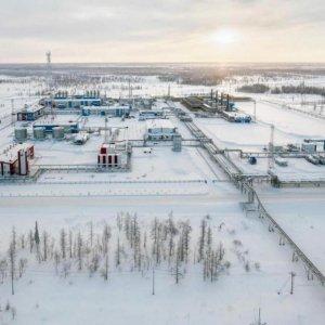 Russia Resumes  Gas Supply to Ukraine