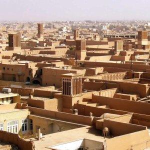 Civil Society Failing  Yazd Historical Texture