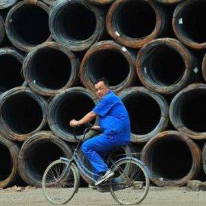 Chinese Fear Grips Steel Market