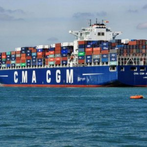 Shipping Industry Hoists Sails