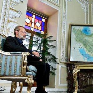Larijani: China Ties Unaffected by Int'l Developments