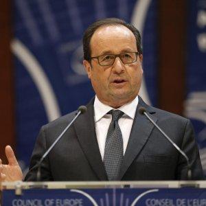 France's Hollande Won't Seek  2nd Term