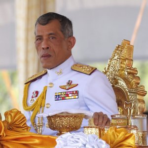 Thailand's New King Makes 1st Public Appearance