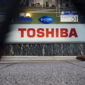 Toshiba is recovering from a $1.3 billion accounting scandal.