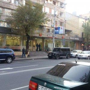 Mellat Bank CJSC in Yerevan, Armenia.