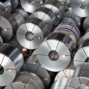 Tariff rates on flat steel imports have been cut by half to 10% to balance the domestic steel market.