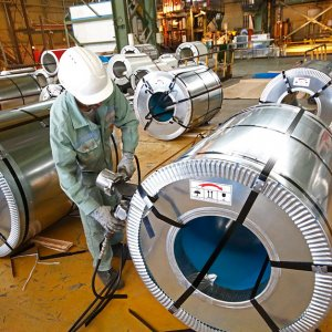 MSC's Crude Steel Output Up 7%