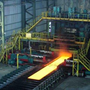 Khouzestan Steel Company is Iran's largest semis exporter.
