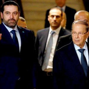 New Lebanese Gov't Announced