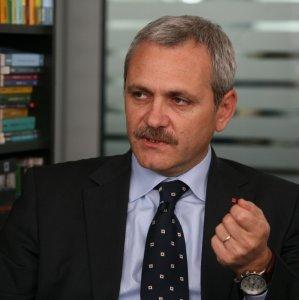 PSD leader Liviu Dragnea
