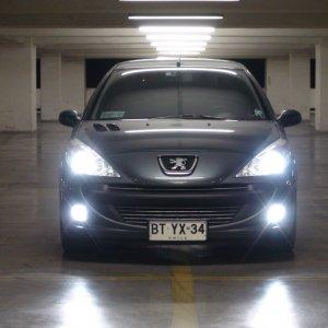 Peugeot 207i Returns With a Whisper