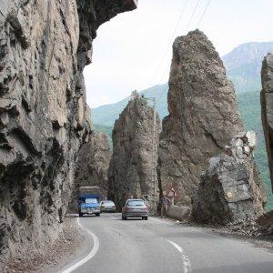 4 Killed in Landslide on Chalus Road