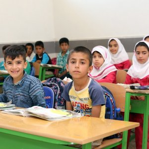 To prepare children from bilingual groups for formal education, a program was proposed to cover 150,000 students in both the mother-tongue as well as Farsi.