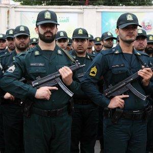 Iranian Police Seek Cordial Ties With People