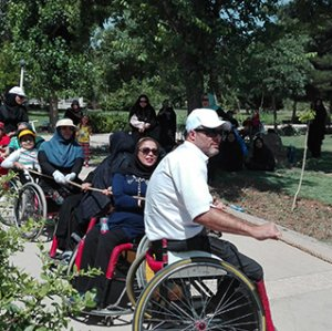 Rehab of Disabled Integral Part of Healthcare Services