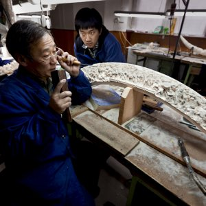 China to Set Date for Closing Ivory Factories