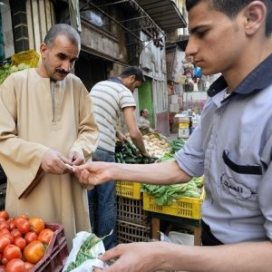 Egypt Inflation at 8-Year High