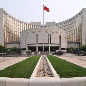 Capital outflows have crept up recently which is putting pressure on the People's Bank of China.