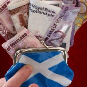 Scottish Economy Improving