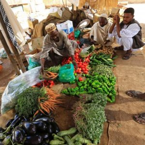 Sudanese complain prices of vegetables, meat, sugar and transport are always rising.