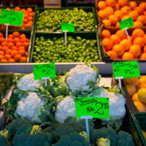 Food Prices a Bigger Threat to EU Inflation