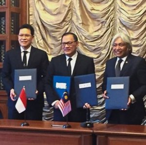 Malaysia, Thailand, Indonesia CBs Sign Currency MOU