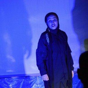 Qasemi's Water Play Underway at City Theater