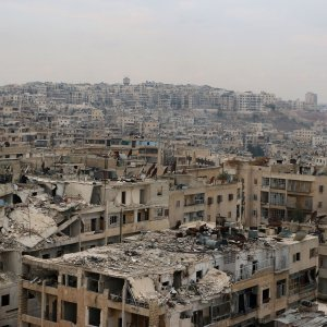 The Syrian government has been able to recapture Tariq al-Bab District on Friday after being held by the militants for four years.