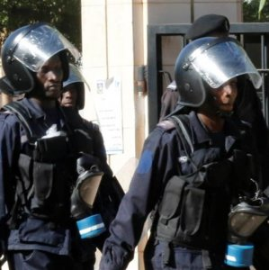 Gambia Troops Take Over Electoral Commission Offices
