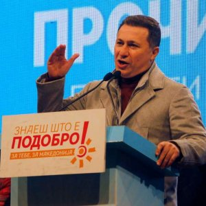 Slim Lead for Macedonia Conservatives Coalition