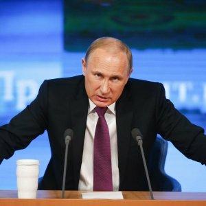 Trump, Putin Upbeat About Cooperation