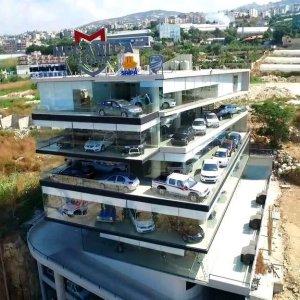 SAIPA Sales Center Opens in Beirut