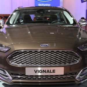 Ford Rolls Out Vignale Mondeo  for Upscale European Buyers