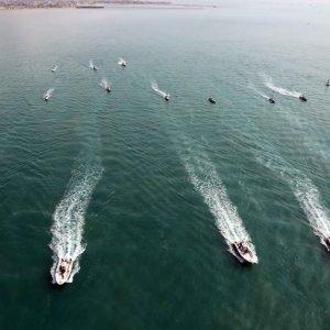 Saudi Navy Warned to Keep Off Iranian Waters