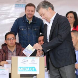 Colombia's President Pushes Ahead to Save Peace Deal