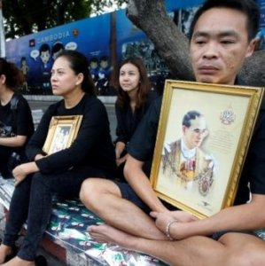 Thais Mourn Loss of King Bhumibol