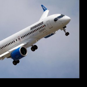 Bombardier competes with Brazilian rival Embraer for the title of the third largest aircraft manufacturer after Boeing and Airbus.