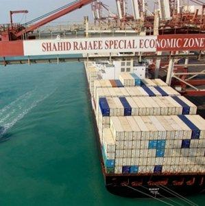 H1 Shahid Rajaie Port Throughput