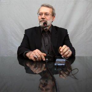 Parliament Speaker Ali Larijani