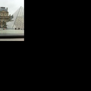 The Louvre's visitors dropped from 9.26 million in 2014  to 8.6 million in 2015.