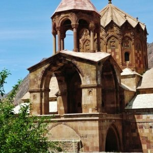 Saint Stepanos Monastery Museum Opens in NW Iran