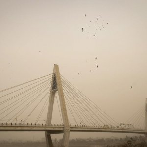 Dust Storms Also Inflict Psychological Disorders