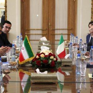 Italy Seeking  Pre-Sanctions Stature