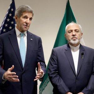 Zarif-Kerry Meeting Focused on Deal