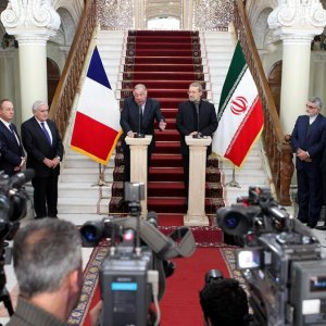 France Sees Prospects for Stronger Relations