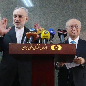 Amano: New Phase in Iran-IAEA Ties