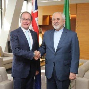 Iran, NZ Expand Trade Insurance Ties