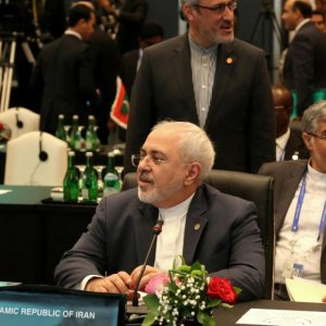 Zarif Attends OIC  Meeting on Palestine