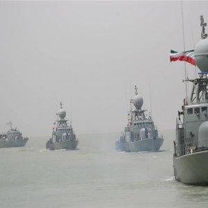 Naval Flotilla Returns Home